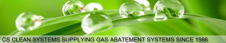 EXHAUST GAS ABATEMENT banner